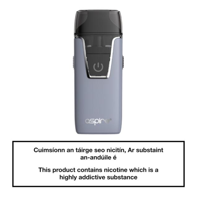 Aspire Nautilus AIO Kit - Grey