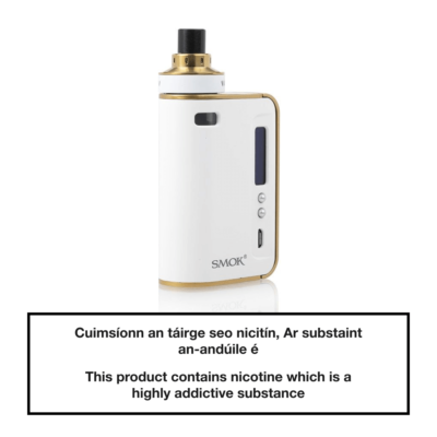 SMOK OSUB One 50W TC All-In-One Kit - White-Gold
